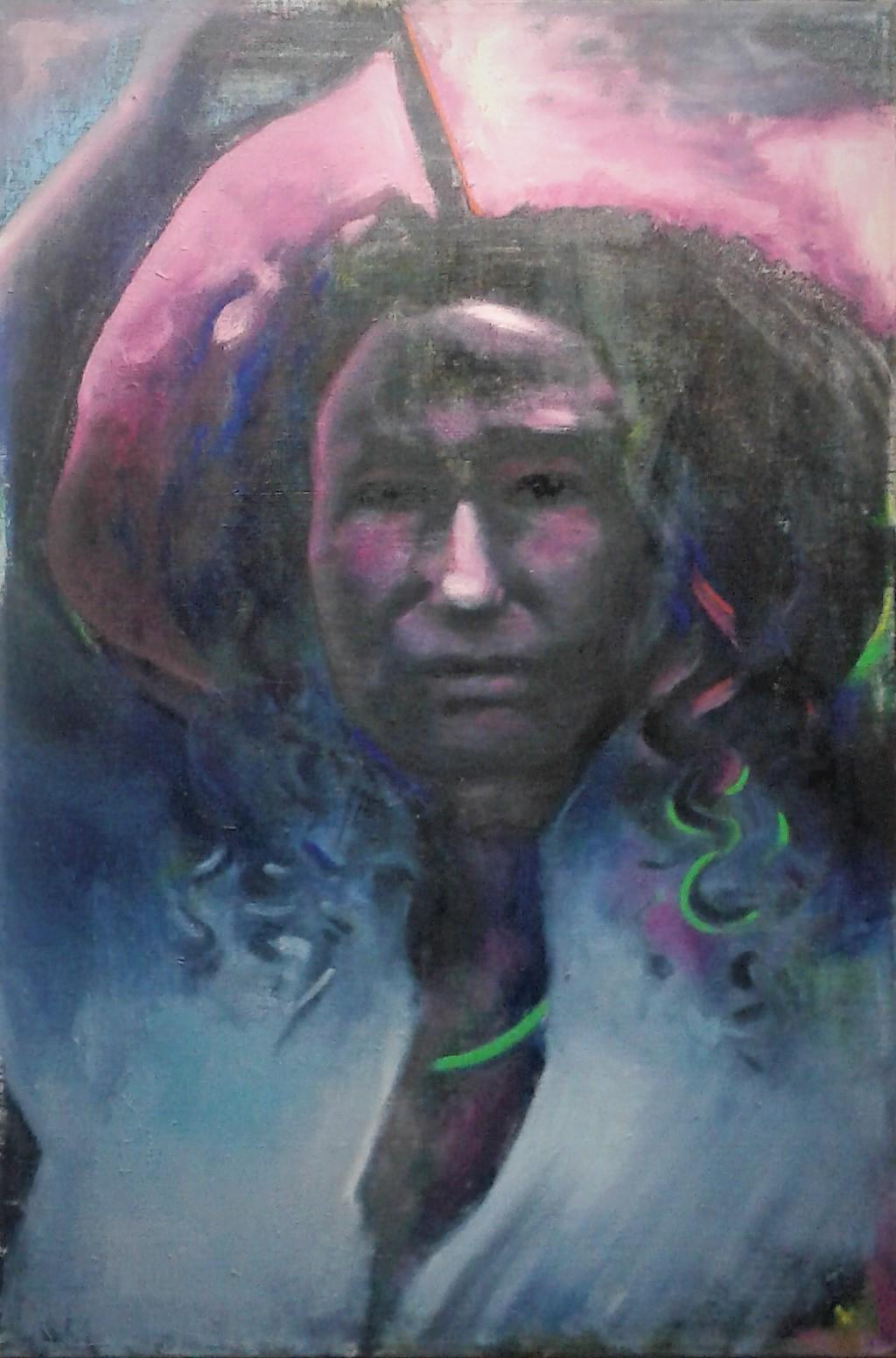 """bis zum 20. Oktober, Ausstellung in LaFolie und KulturWerkstatt: Lucyna Baron – """"Kunst ist Magie"""""""