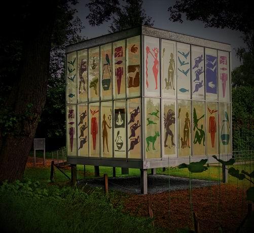 """bis 11 März, La Folie, """"Temp"""": Installation von Ulrich Haarlammert"""